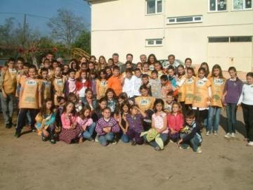 Genç tema lise teşkilatı yaşamak için yaşat
